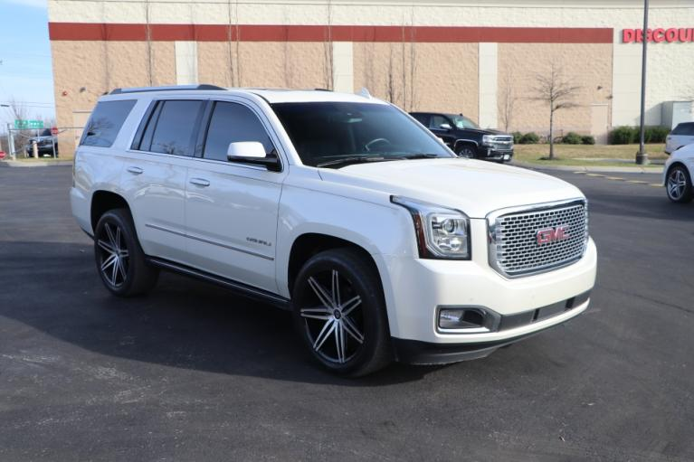 Used Used 2015 GMC YUKON DENALI RWD PREMIUM W/NAV TV DVD 2WD for sale $33,950 at Auto Collection in Murfreesboro TN