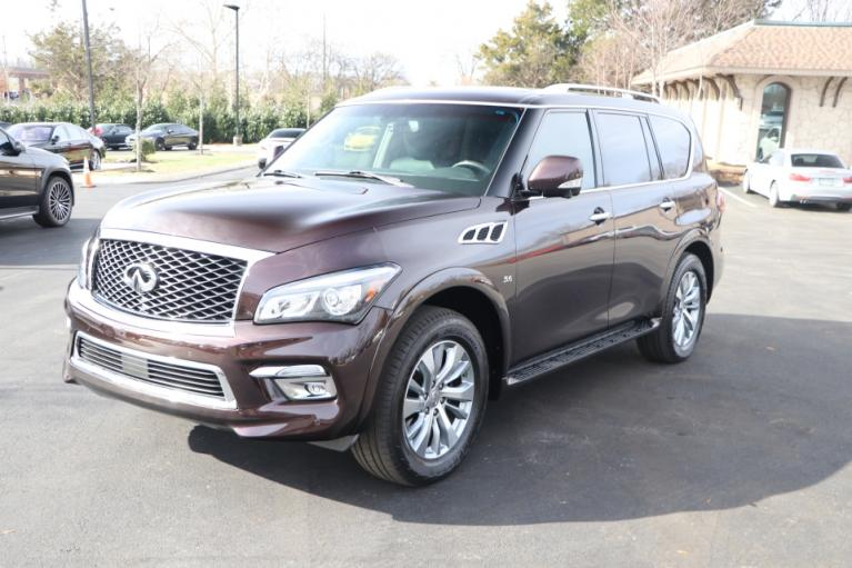 Used 2015 Infiniti QX80 2WD W/NAV for sale $26,950 at Auto Collection in Murfreesboro TN 37130 2