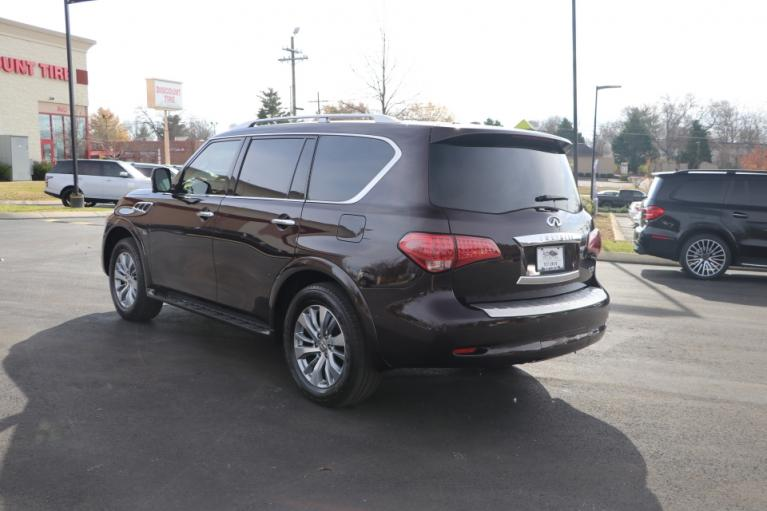 Used 2015 Infiniti QX80 2WD W/NAV for sale $26,950 at Auto Collection in Murfreesboro TN 37130 4