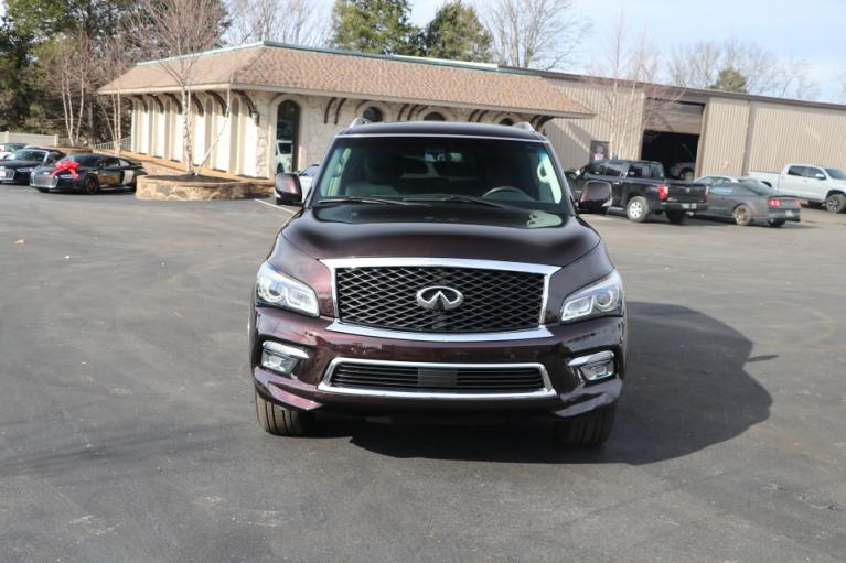 Used 2015 Infiniti QX80 2WD W/NAV for sale $26,950 at Auto Collection in Murfreesboro TN 37130 5