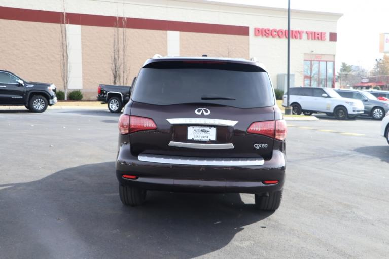 Used 2015 Infiniti QX80 2WD W/NAV for sale $26,950 at Auto Collection in Murfreesboro TN 37130 6