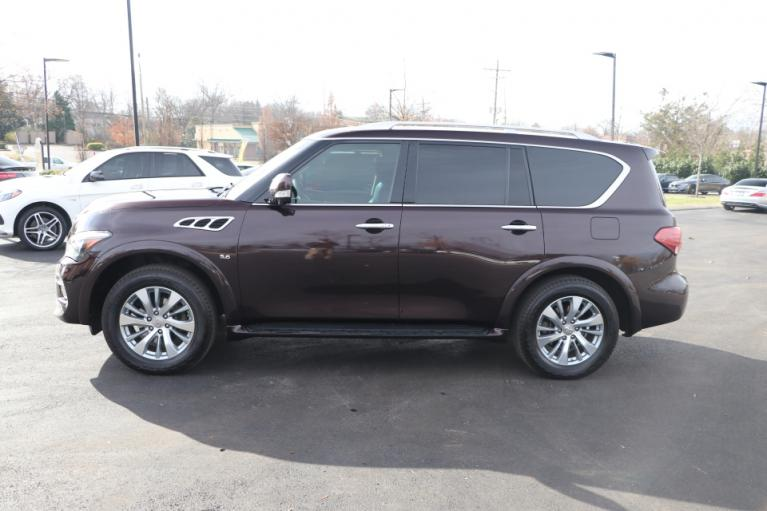 Used 2015 Infiniti QX80 2WD W/NAV for sale $26,950 at Auto Collection in Murfreesboro TN 37130 7