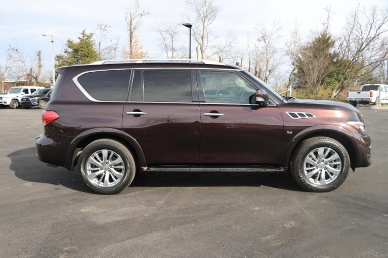 Used 2015 Infiniti QX80 2WD W/NAV for sale $26,950 at Auto Collection in Murfreesboro TN 37130 8