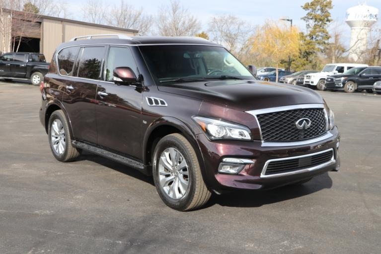 Used Used 2015 Infiniti QX80 2WD W/NAV  QX80 2WD for sale $26,950 at Auto Collection in Murfreesboro TN