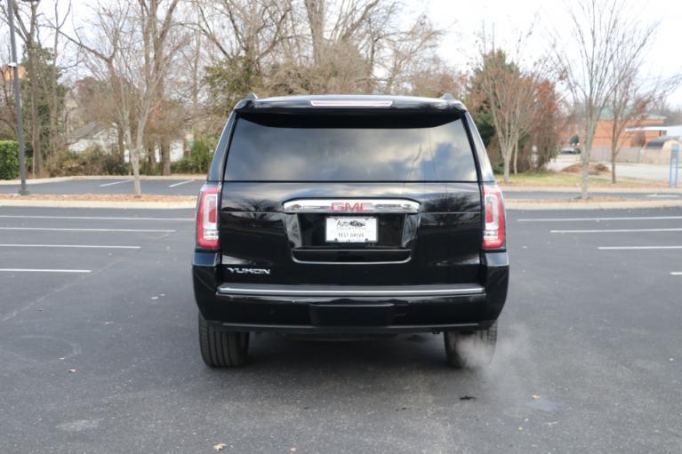 Used 2018 GMC YUKON DENALI 4WD W/Ultimate Pkg DENALI 4WD for sale Sold at Auto Collection in Murfreesboro TN 37130 6