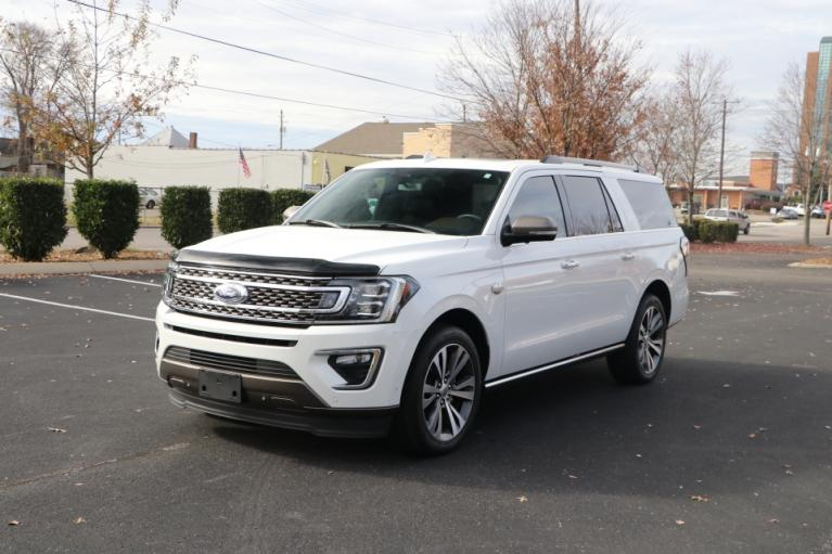 Used 2020 Ford EXPEDITION MAX KING RANCH W/NAV for sale Sold at Auto Collection in Murfreesboro TN 37130 2