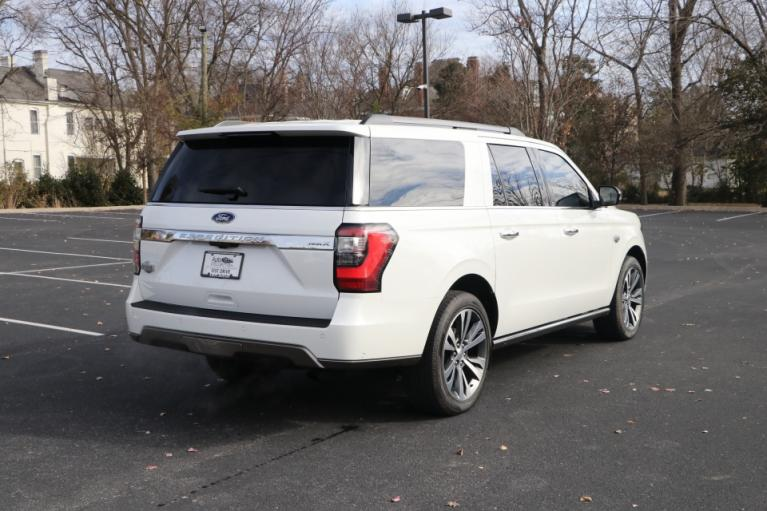 Used 2020 Ford EXPEDITION MAX KING RANCH W/NAV for sale Sold at Auto Collection in Murfreesboro TN 37130 3