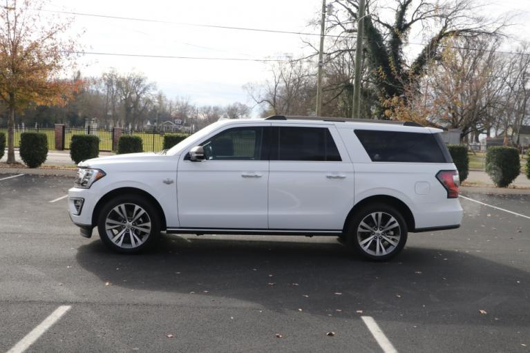 Used 2020 Ford EXPEDITION MAX KING RANCH W/NAV for sale Sold at Auto Collection in Murfreesboro TN 37130 7