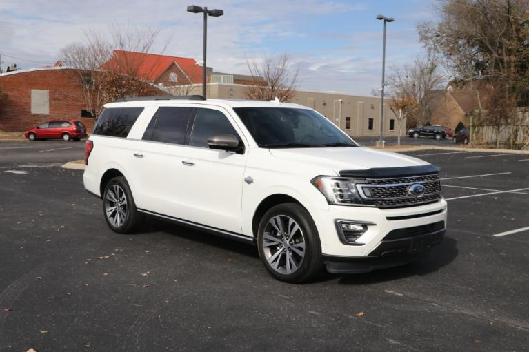 Used Used 2020 Ford EXPEDITION MAX KING RANCH W/NAV MAX KING RANCH for sale $66,400 at Auto Collection in Murfreesboro TN
