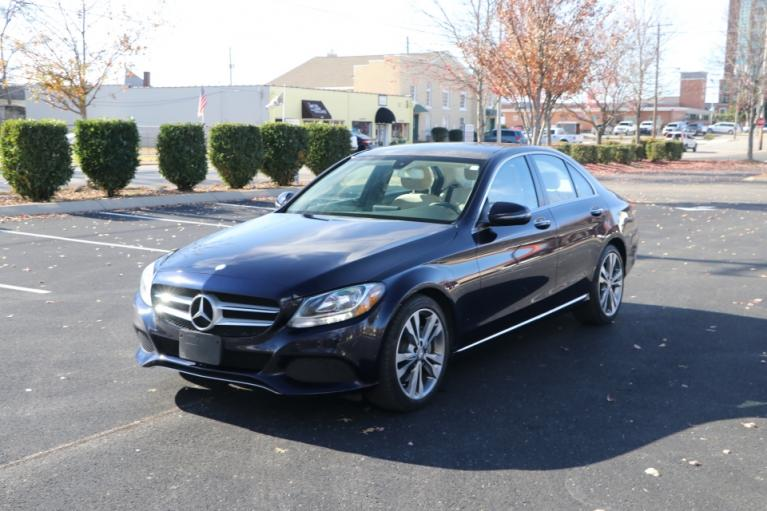 Used 2017 Mercedes-Benz C300 RWD W/PANORAMA ROOF C300 SEDAN for sale Sold at Auto Collection in Murfreesboro TN 37130 2