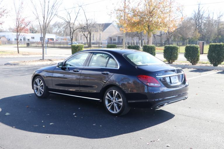 Used 2017 Mercedes-Benz C300 RWD W/PANORAMA ROOF C300 SEDAN for sale Sold at Auto Collection in Murfreesboro TN 37130 4