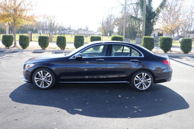 Used 2017 Mercedes-Benz C300 RWD W/PANORAMA ROOF C300 SEDAN for sale Sold at Auto Collection in Murfreesboro TN 37130 7