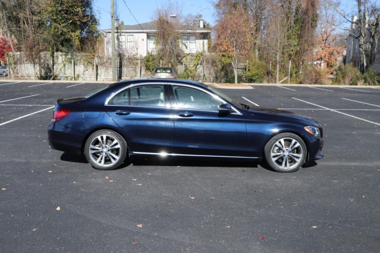 Used 2017 Mercedes-Benz C300 RWD W/PANORAMA ROOF C300 SEDAN for sale Sold at Auto Collection in Murfreesboro TN 37130 8