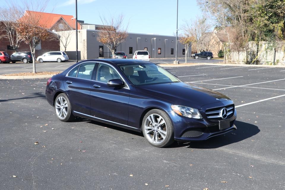 Used 2017 Mercedes-Benz C300 RWD W/PANORAMA ROOF C300 SEDAN for sale Sold at Auto Collection in Murfreesboro TN 37130 1