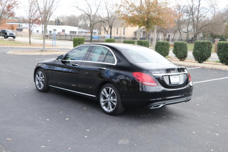 Used 2017 Mercedes-Benz C300 RWD W/PANORAMA ROOF C300 SEDAN for sale $23,950 at Auto Collection in Murfreesboro TN 37130 4
