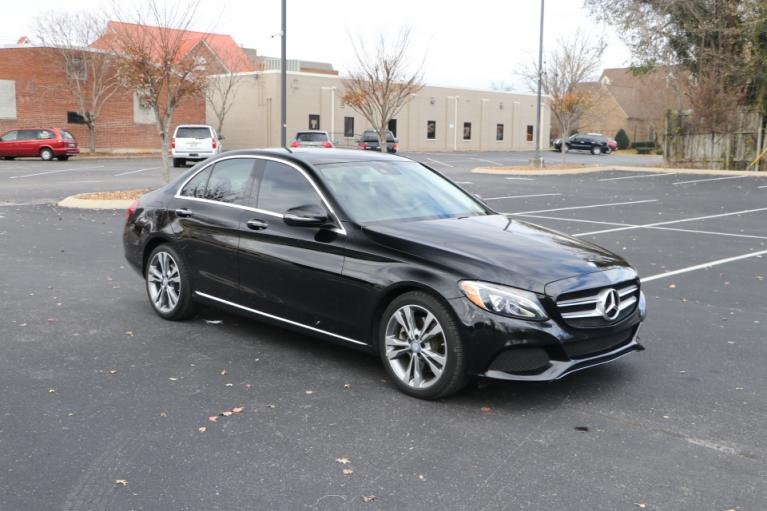 Used 2017 Mercedes-Benz C300 RWD W/PANORAMA ROOF C300 SEDAN for sale $23,950 at Auto Collection in Murfreesboro TN 37130 1
