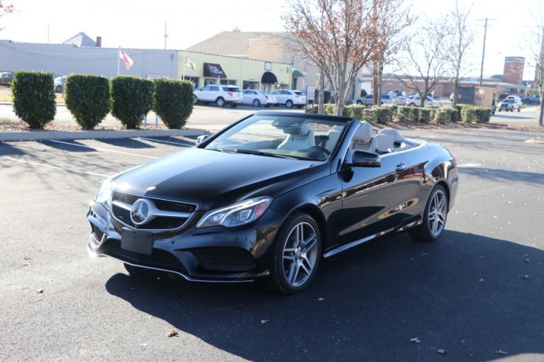 Used 2017 Mercedes-Benz E400 RWD CABRIOLET W/NAV E400 CABRIOLET for sale $41,500 at Auto Collection in Murfreesboro TN 37130 2
