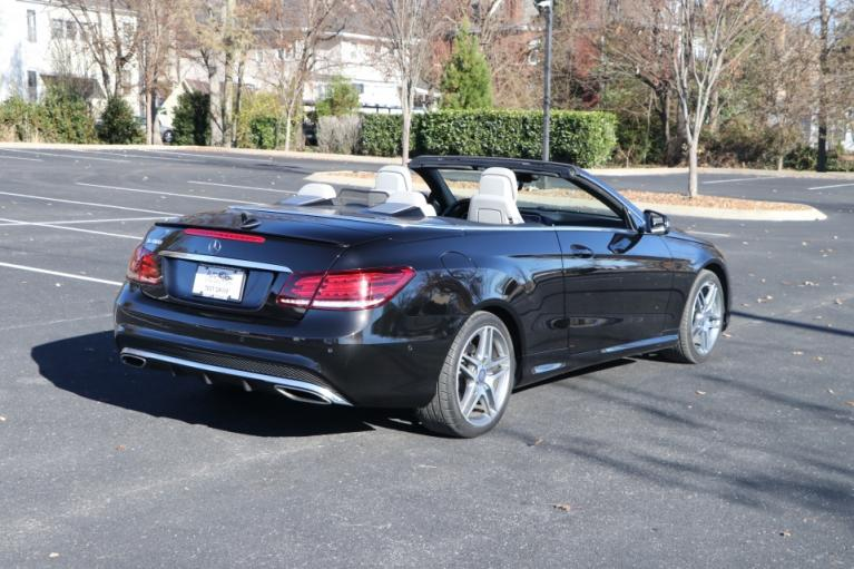 Used 2017 Mercedes-Benz E400 RWD CABRIOLET W/NAV for sale Sold at Auto Collection in Murfreesboro TN 37130 3