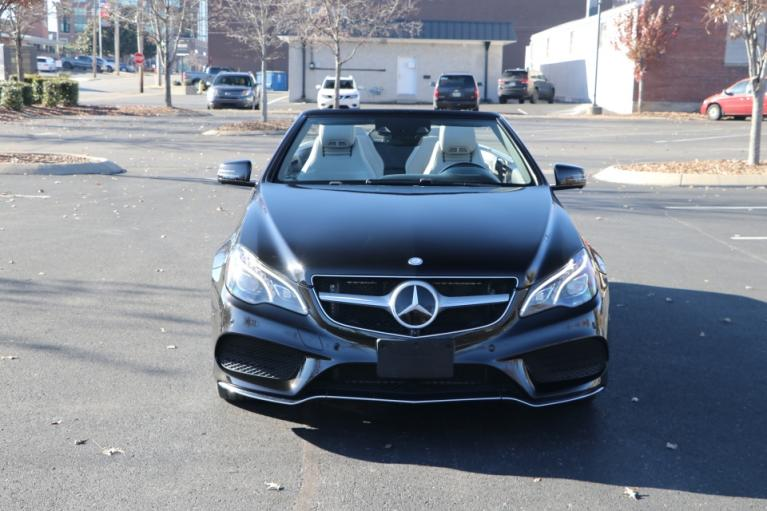 Used 2017 Mercedes-Benz E400 RWD CABRIOLET W/NAV E400 CABRIOLET for sale $41,500 at Auto Collection in Murfreesboro TN 37130 5