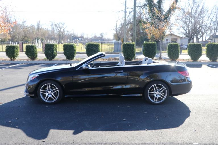 Used 2017 Mercedes-Benz E400 RWD CABRIOLET W/NAV for sale Sold at Auto Collection in Murfreesboro TN 37130 7