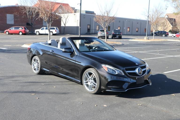 Used 2017 Mercedes-Benz E400 RWD CABRIOLET W/NAV for sale Sold at Auto Collection in Murfreesboro TN 37130 1