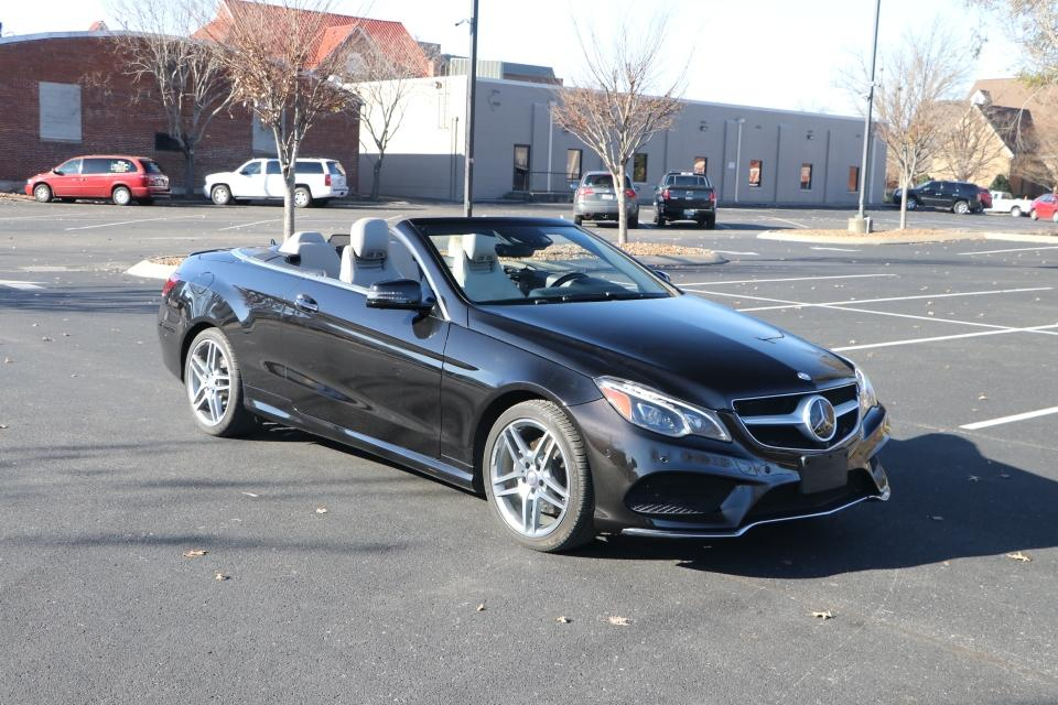 Used 2017 Mercedes-Benz E400 RWD CABRIOLET W/NAV E400 CABRIOLET for sale $41,500 at Auto Collection in Murfreesboro TN 37130 1