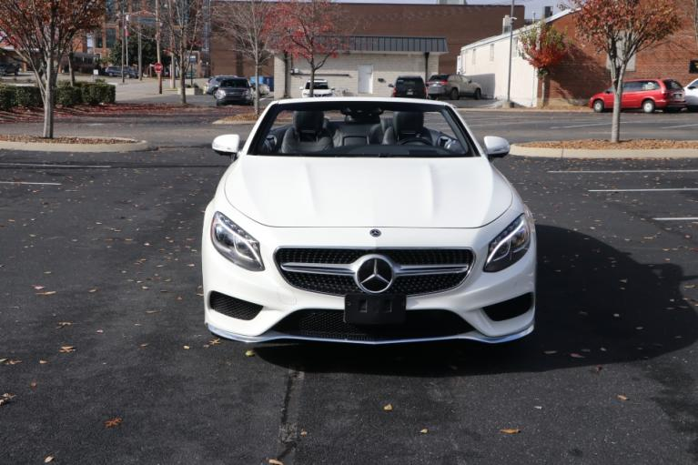 Used 2017 Mercedes-Benz S550 CABRIOLET W/NAV S550 CONVERTIBLE for sale Sold at Auto Collection in Murfreesboro TN 37130 5