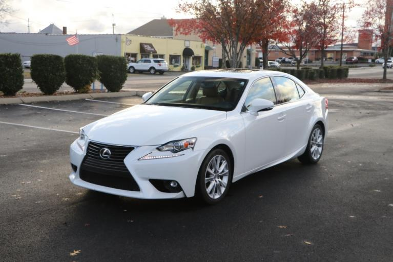 Used 2015 Lexus IS 250 SPORT RWD W/BACKUP CAM 250 RWD for sale Sold at Auto Collection in Murfreesboro TN 37130 2