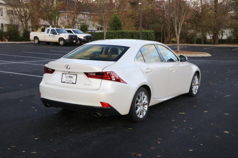 Used 2015 Lexus IS 250 SPORT RWD W/BACKUP CAM 250 RWD for sale Sold at Auto Collection in Murfreesboro TN 37130 3
