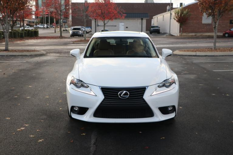 Used 2015 Lexus IS 250 SPORT RWD W/BACKUP CAM 250 RWD for sale Sold at Auto Collection in Murfreesboro TN 37130 5