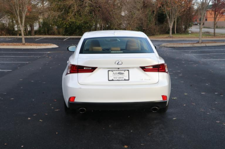 Used 2015 Lexus IS 250 SPORT RWD W/BACKUP CAM 250 RWD for sale Sold at Auto Collection in Murfreesboro TN 37130 6