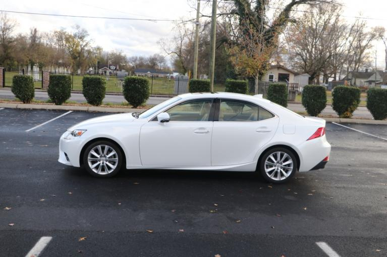 Used 2015 Lexus IS 250 SPORT RWD W/BACKUP CAM 250 RWD for sale Sold at Auto Collection in Murfreesboro TN 37130 7