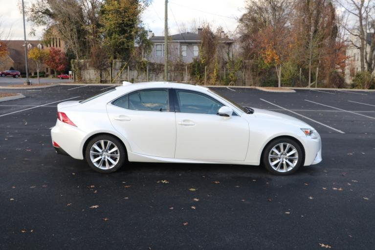 Used 2015 Lexus IS 250 SPORT RWD W/BACKUP CAM 250 RWD for sale Sold at Auto Collection in Murfreesboro TN 37130 8