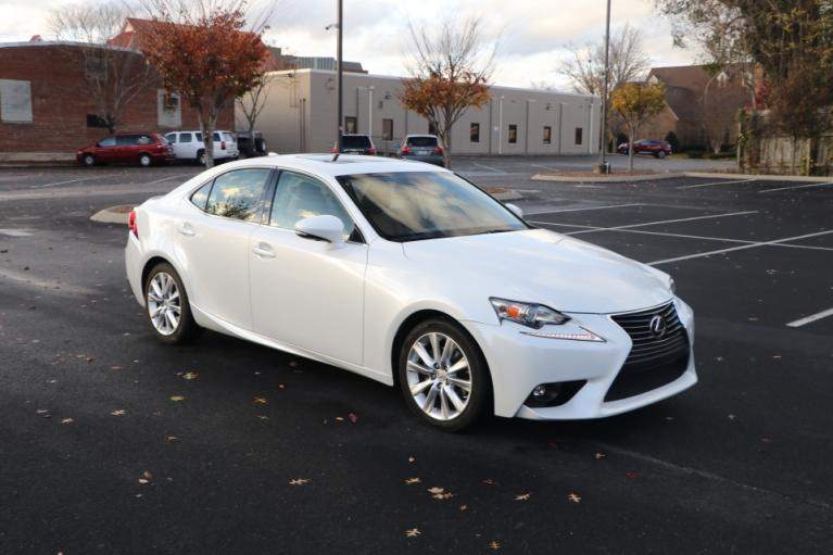 Used 2015 Lexus IS 250 SPORT RWD W/BACKUP CAM 250 RWD for sale Sold at Auto Collection in Murfreesboro TN 37130 1
