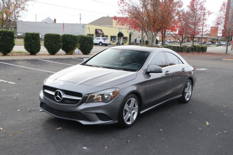 Used 2016 Mercedes-Benz CLA 250 4MATIC W/PANORAMA SUNROOF 4D Coupe for sale $21,200 at Auto Collection in Murfreesboro TN 37130 2