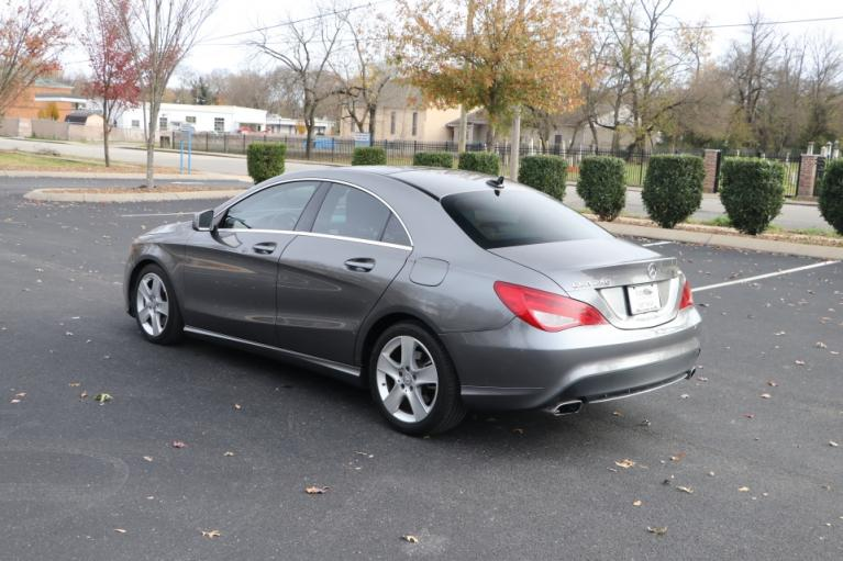 Used 2016 Mercedes-Benz CLA 250 4MATIC W/PANORAMA SUNROOF 4D Coupe for sale $21,200 at Auto Collection in Murfreesboro TN 37130 4