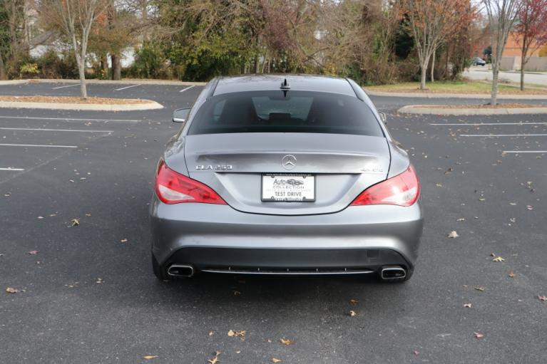 Used 2016 Mercedes-Benz CLA 250 4MATIC W/PANORAMA SUNROOF 4D Coupe for sale $21,200 at Auto Collection in Murfreesboro TN 37130 6