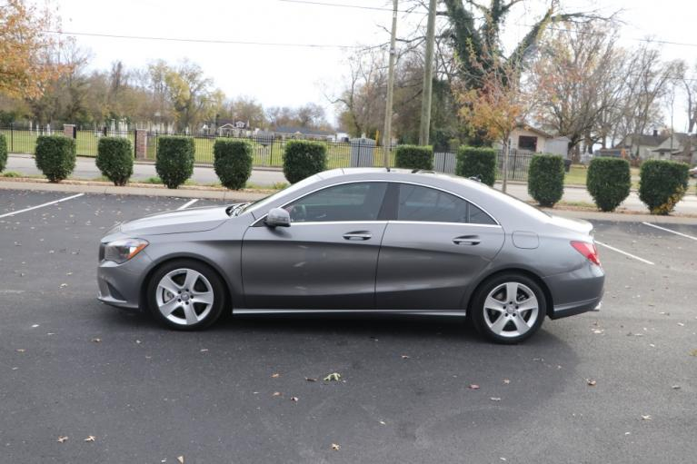 Used 2016 Mercedes-Benz CLA 250 4MATIC W/PANORAMA SUNROOF 4D Coupe for sale $21,200 at Auto Collection in Murfreesboro TN 37130 7