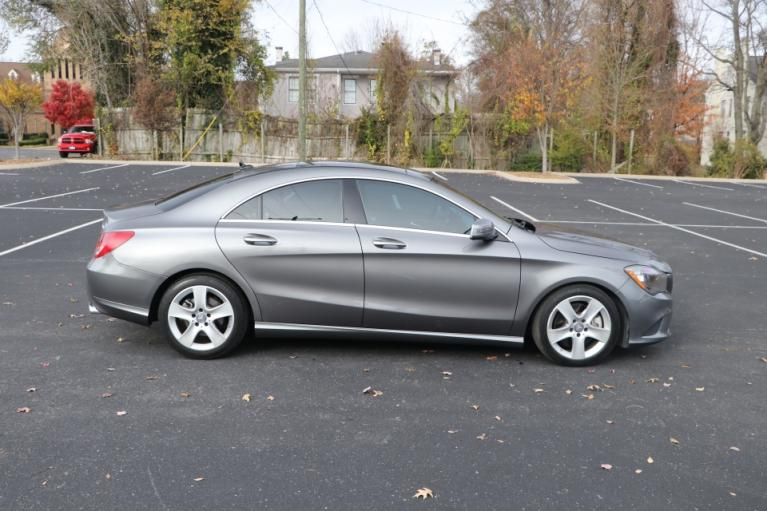 Used 2016 Mercedes-Benz CLA 250 4MATIC W/PANORAMA SUNROOF 4D Coupe for sale $21,200 at Auto Collection in Murfreesboro TN 37130 8