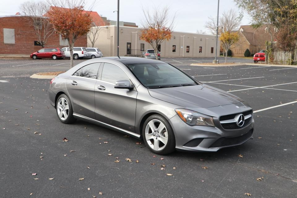 Used 2016 Mercedes-Benz CLA 250 4MATIC W/PANORAMA SUNROOF 4D Coupe for sale $21,200 at Auto Collection in Murfreesboro TN 37130 1