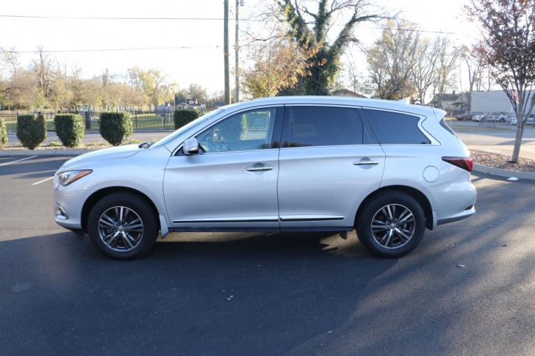 Used 2017 Infiniti QX60 AWD W/NAV BASE AWD for sale Sold at Auto Collection in Murfreesboro TN 37130 7