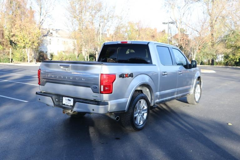 Used 2018 Ford F-150 PLATINUM SUPERCREW W/NAV PLATINUM SUPERCREW 5.5-FT. BED 4WD for sale $46,500 at Auto Collection in Murfreesboro TN 37130 3