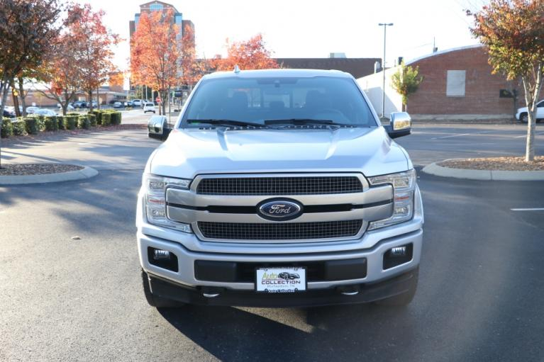 Used 2018 Ford F-150 PLATINUM SUPERCREW W/NAV PLATINUM SUPERCREW 5.5-FT. BED 4WD for sale $46,500 at Auto Collection in Murfreesboro TN 37130 5