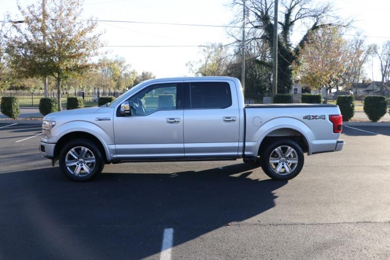 Used 2018 Ford F-150 PLATINUM SUPERCREW W/NAV PLATINUM SUPERCREW 5.5-FT. BED 4WD for sale $46,500 at Auto Collection in Murfreesboro TN 37130 7