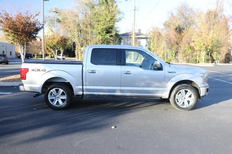 Used 2018 Ford F-150 PLATINUM SUPERCREW W/NAV PLATINUM SUPERCREW 5.5-FT. BED 4WD for sale $46,500 at Auto Collection in Murfreesboro TN 37130 8