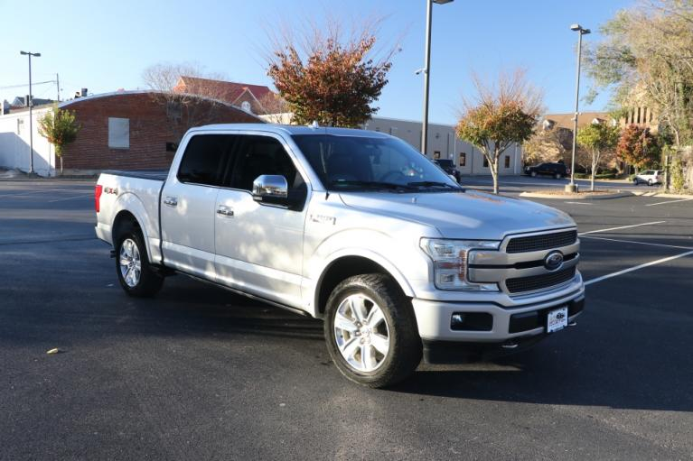 Used Used 2018 Ford F-150 PLATINUM SUPERCREW W/NAV PLATINUM SUPERCREW 5.5-FT. BED 4WD for sale $46,500 at Auto Collection in Murfreesboro TN