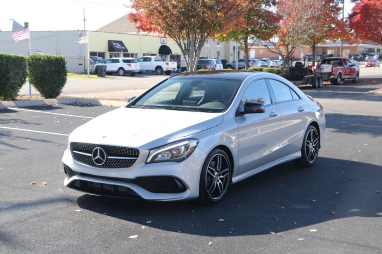 Used 2018 Mercedes-Benz CLA 250 COUPE W/NAV CLA250 for sale $27,950 at Auto Collection in Murfreesboro TN 37130 2