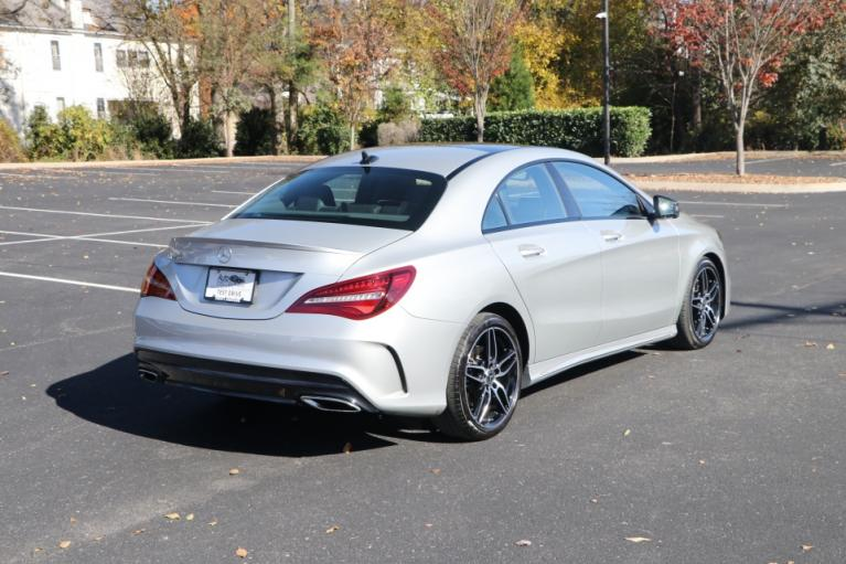 Used 2018 Mercedes-Benz CLA 250 COUPE W/NAV for sale Sold at Auto Collection in Murfreesboro TN 37130 3