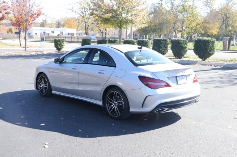 Used 2018 Mercedes-Benz CLA 250 COUPE W/NAV CLA250 for sale $27,950 at Auto Collection in Murfreesboro TN 37130 4