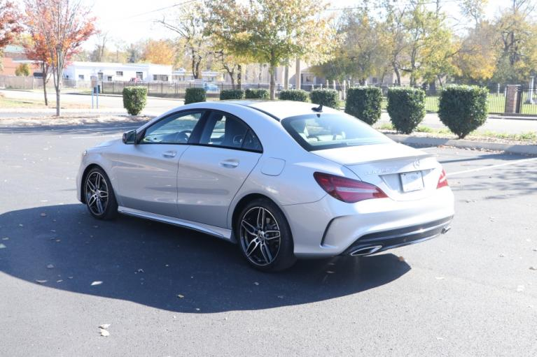 Used 2018 Mercedes-Benz CLA 250 COUPE W/NAV for sale Sold at Auto Collection in Murfreesboro TN 37130 4